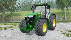 John Deere 7310R movable parts para Farming Simulator 2015