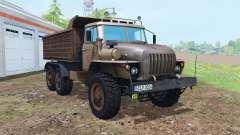 Ural-5557 6x6 para Farming Simulator 2015