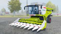 Claas Lexion 770 TerraTrac para Farming Simulator 2013