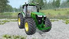 John Deere 7310R moving elements para Farming Simulator 2015