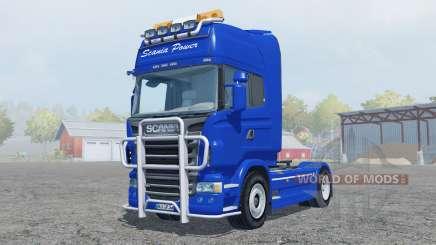 Scania R560 Topline para Farming Simulator 2013