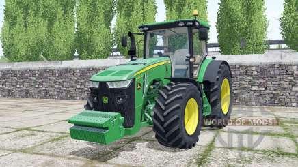 John Deere 8400R 2016 para Farming Simulator 2017