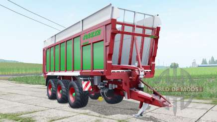Joskin Drakkar 8600 well read para Farming Simulator 2017