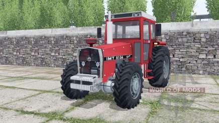 IMT 5136 DeLuxe 4WD para Farming Simulator 2017