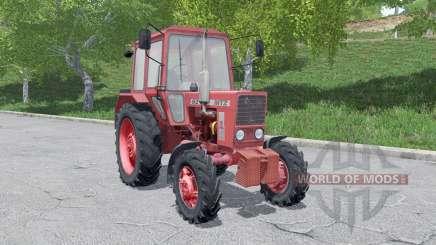 MTZ-82 Bielorrusia para Farming Simulator 2017
