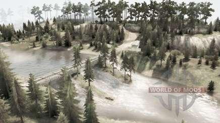 Los ríos de los Urales para MudRunner