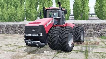 Case IH Steiger 550 wheels selection para Farming Simulator 2017
