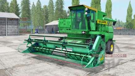 No-1500B de color verde claro para Farming Simulator 2017