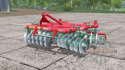 Unia Cut L animated element para Farming Simulator 2017