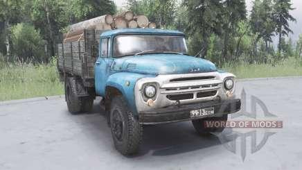 Zil-130 de 1964 para Spin Tires