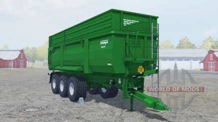 Krampe Big Body 900 green line para Farming Simulator 2013