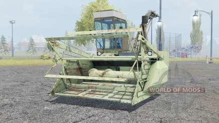 Fortschritt E-281 tana para Farming Simulator 2013