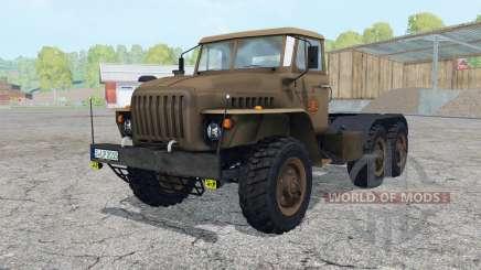 Ural-4420 animados puertas para Farming Simulator 2015