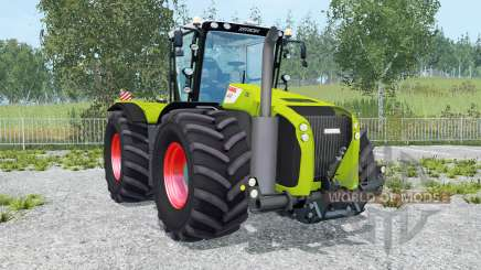 Claas Xerion 5000 Trac VC movable parts para Farming Simulator 2015