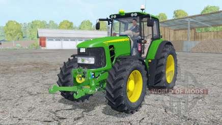 John Deere 7430 Premium animados elemenƫ para Farming Simulator 2015