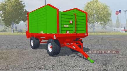 Hawe SLW 20 para Farming Simulator 2013