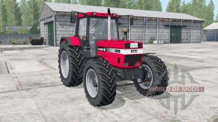 Case IH 1x55 XL more options para Farming Simulator 2017