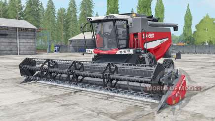 Laverda M300 amaranth red para Farming Simulator 2017