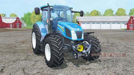 New Holland T5.95 animated element para Farming Simulator 2015