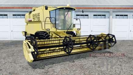 Nueva Hollanɗ TF78 para Farming Simulator 2015