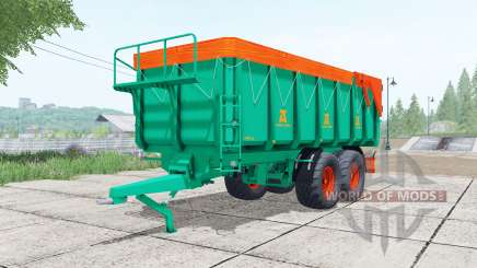 Aguas-Tenias TAT22 tire selection para Farming Simulator 2017
