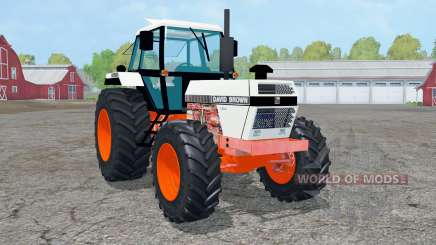 David Brown 1490 4WƊ para Farming Simulator 2015