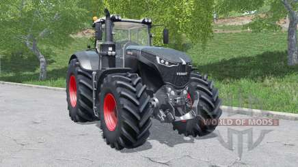 Fendt 1000 Vario Black Beauty para Farming Simulator 2017
