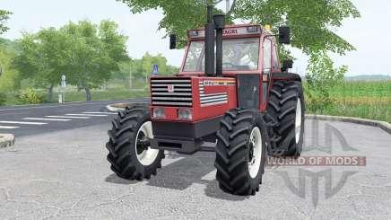 Fiatagri 180-90 Turbo DT para Farming Simulator 2017