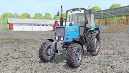 MTZ-892 Belarús elementos animados para Farming Simulator 2015