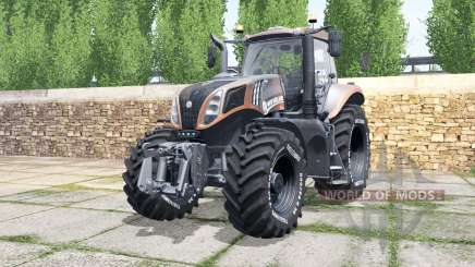 New Holland T8.380 Bronze Edition para Farming Simulator 2017