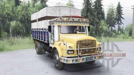 Tata 1210 para Spin Tires