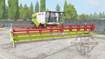 Claas Lexion 780 TerraTrac android green para Farming Simulator 2017