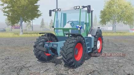 Fendt Xylon 522 para Farming Simulator 2013