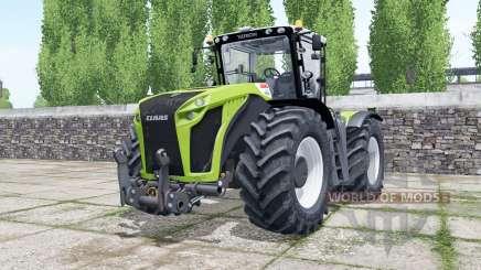 Claas Xerion 4000 Trac VC para Farming Simulator 2017