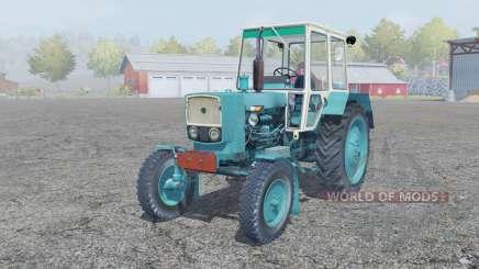 UMZ-6КЛ puertas correderas para Farming Simulator 2013