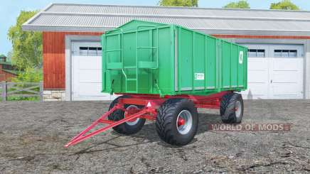 Kroger Agroliner HKD 302 compound feed  para Farming Simulator 2015
