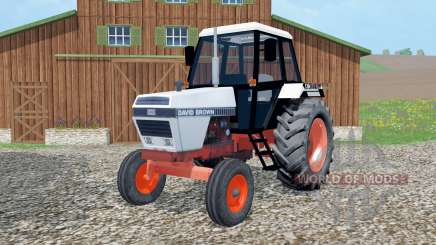 David Brown 1394 1984 para Farming Simulator 2015