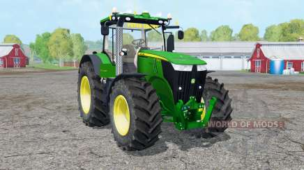 John Deere 7310R work camera para Farming Simulator 2015