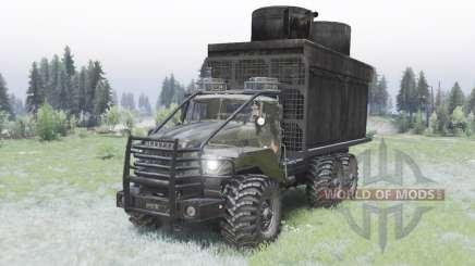 VTS Ural-Polyarnik v1.5 para Spin Tires