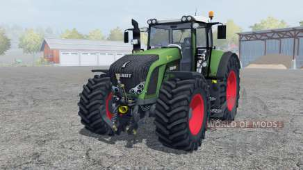Fendt 924 Vario double wheels para Farming Simulator 2013