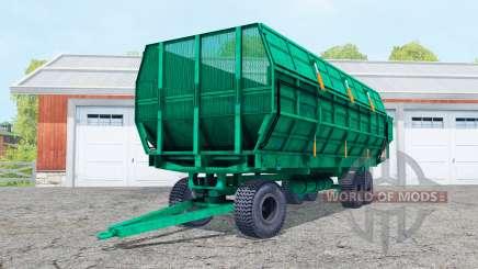 PS-60 Caribe de color verde para Farming Simulator 2015