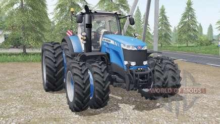 Massey Ferguson 8700 more configurations para Farming Simulator 2017