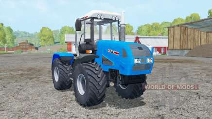 HTZ-17221-09 de color azul para Farming Simulator 2015