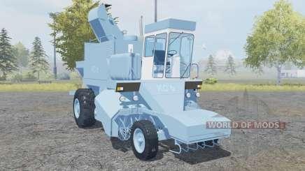 La COP-6 para Farming Simulator 2013