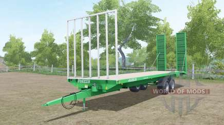 Joskin Wago LST10000 para Farming Simulator 2017