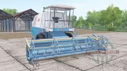 Fortschritt E 512 with headers para Farming Simulator 2017