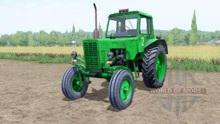 MTZ-80, Bielorrusia elementos móviles para Farming Simulator 2017