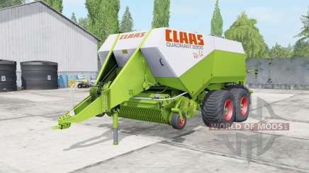 Claas Quadrant 2200 Roto Cut movable parts para Farming Simulator 2017