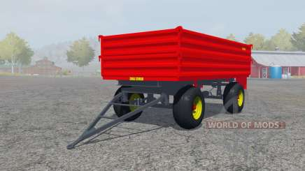 Zmaj 489 para Farming Simulator 2013