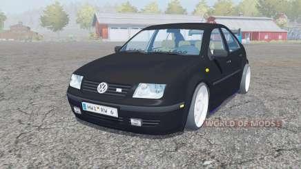 Volkswagen Bora 1998 para Farming Simulator 2013